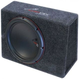 """Buy High Performance Sealed Enclosure 12"""" Woofer 750w Max Audiopipe Apbp1200et Woof motorcycle in Hicksville, Ohio, United States, for US $90.45"""