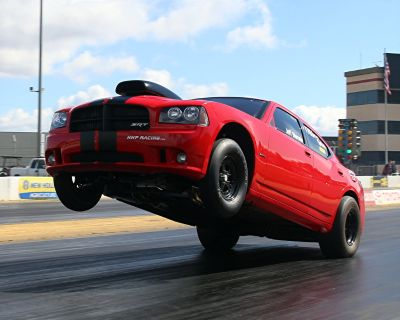 """2007 Dodge Charger """"Drag Pak"""""""