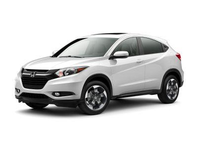 2018 Honda HR-V EX (Misty Green Pearl)