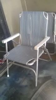 2 Lawn/Camping Chairs