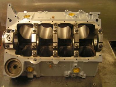 Find SB Chevy race engine block 3970010 350-383 Fully machined Billet 4 bolt caps NEW motorcycle in Spencer, Iowa, United States