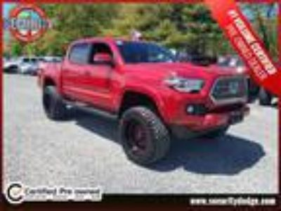 $32900.00 2016 TOYOTA Tacoma with 15332 miles!