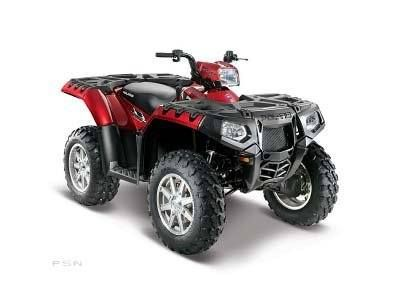 2010 Polaris Sportsman 550 EPS Utility ATVs Milford, NH