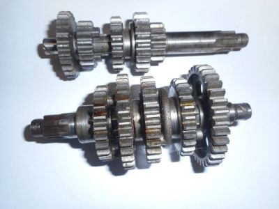 Sell 1976 YAMAHA YZ60 TRANSMISSION GEARS motorcycle in Fitchburg, Massachusetts, United States, for US $90.00