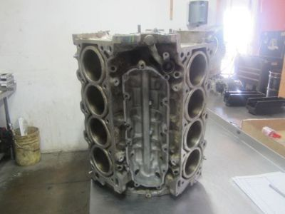 Buy #BKN42 2012 TOYOTA TUNDRA 4.6 1UR BARE ENGINE BLOCK motorcycle in Arvada, Colorado, United States, for US $800.00