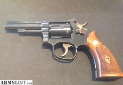 For Sale: Smith & Wesson K22 Combat Masterpiece