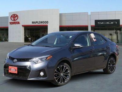 2015 Toyota Corolla L (Slate Metallic)