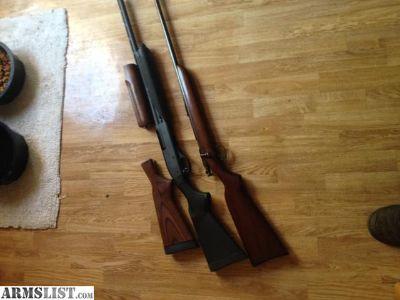 For Trade: 870 remington