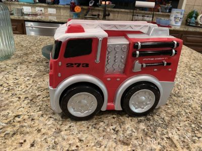 Large Fire Truck