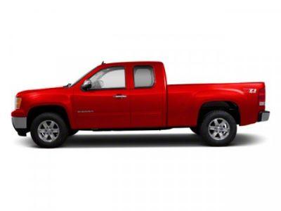 2011 GMC Sierra 1500 SLE (Fire Red)