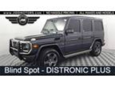 Used 2015 Mercedes-Benz G-Class Gray, 51.3K miles
