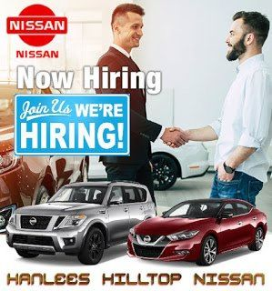 Hanlees Hilltop Nissan | New & Used Auto Sales