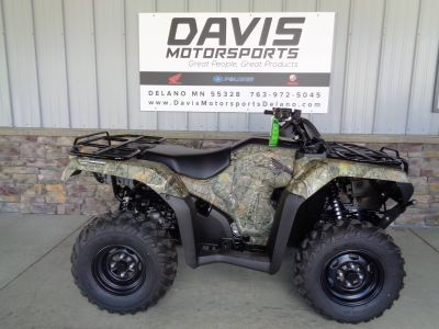 2018 Honda FourTrax Rancher 4x4 DCT IRS EPS Utility ATVs Delano, MN