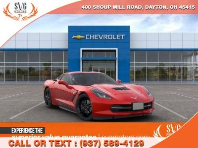 2019 Chevrolet Corvette Stingray (Torch Red)