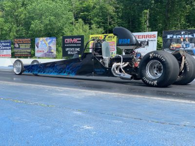 2001 r&r dragster