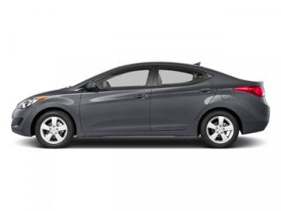 2013 Hyundai Elantra GLS (Harbor Gray Metallic)