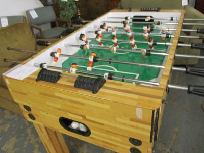 Foosball Table for Your Game Room