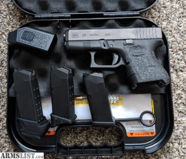 For Sale: Glock 26 with extras