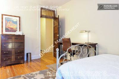 Large 5BR House with Central Air in Charles Village / Old Goucher