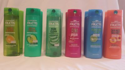 Garnier Fructis Shampoo/ Conditioner-- Multiple Scents