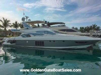 2015, 64′ AZIMUT 64 FLYBRIDGE For Sale