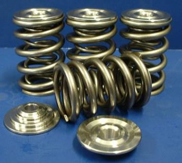 Sell Mitsubishi 4G63 Race Springs & Titanium Retainers EVO Mitsubishi Evolution motorcycle in Covington, Georgia, US, for US $365.00