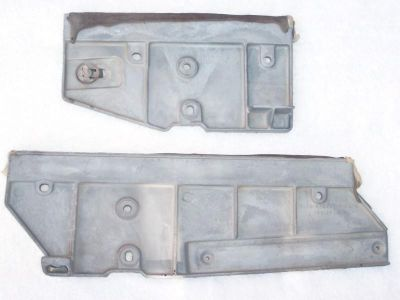 Buy 1969 Mustang Shelby Mach 1 Boss Grande Cougar XR7 LH Door Window Glass Brackets motorcycle in Tampa, Florida, US, for US $55.00