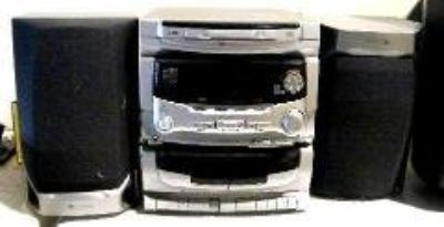 White Westinghouse wx-101 3cd player