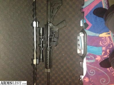 For Sale: Smith&Wesson AR15