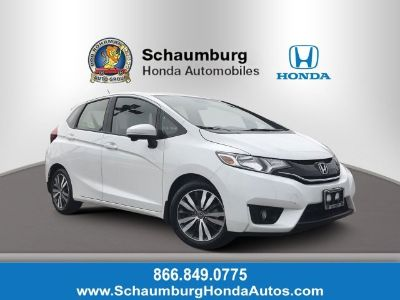 2016 Honda Fit ex (NH-788P/WHITE ORCH)
