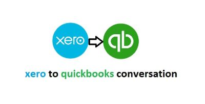 Xero to Quickbooks Conversion | xero to quickbooks migration