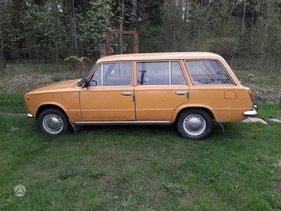 1982 Lada 2102 Wagon