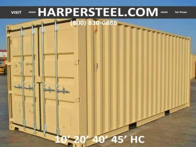 Phoenix Local Steel Shipping Containers! Largest Selection W/Delivery Options!
