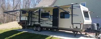 2014 Forest River FLAGSTAFF SUPER LITE 29BHKD