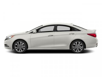 2014 Hyundai Sonata Limited (Pearl White)