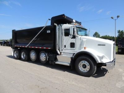 Competitive dump truck financing