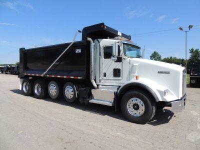 Competitive dump truck financing