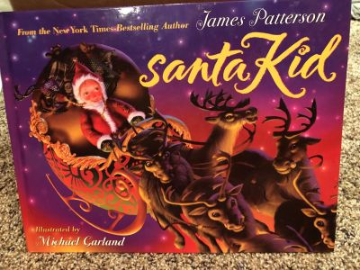 From The New York Times Best Selling James Patterson Santa Kid Book