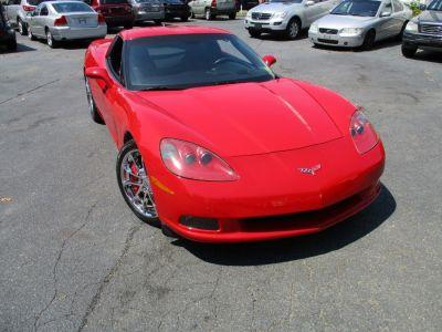 2005 Chevrolet Corvette Base (Magnetic Red Metallic)