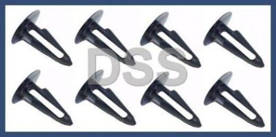 Buy New Genuine BMW E30 E32 E34 E36 E38 E39 E53 X5 Set of 8 Front Seat Rail Clips motorcycle in Lake Mary, Florida, United States, for US $14.49
