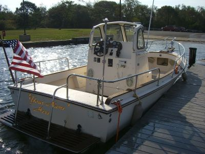 All New Custom Shamrock Boat Open Ctr Console Keel RWC FWF Fisherman WA Livewell Chris Craft Light Grady Off White Free Trailer