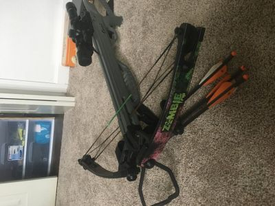 Horton brotherhood rip crossbow