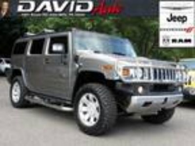 used 2009 Hummer H2 for sale.