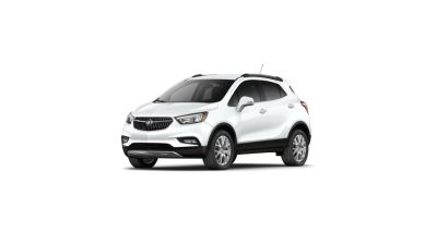 2019 Buick Encore Sport Touring (summit white)