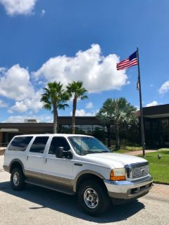 FORD EXCURSION LIMITED- 4x4