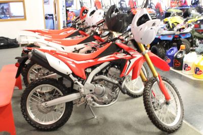 2017 Honda CRF250L Dual Purpose Motorcycles Adams, MA