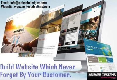 Build Website Which Never Forget By Your Customer