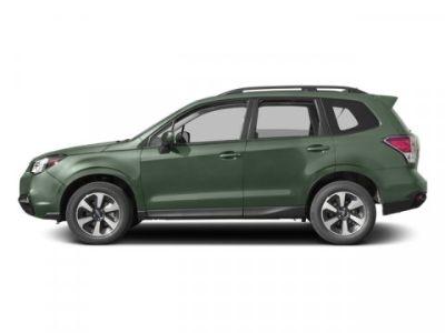 2017 Subaru Forester 2.5i Premium (Jasmine Green Metallic)