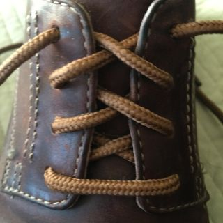 Yeson 35 brown laces for casual or athletic shoes or boots