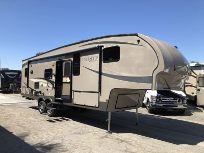 2012 EverGreen EVER LITE 31 RKS